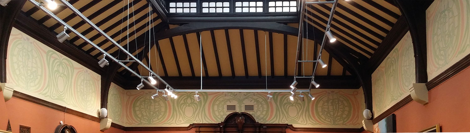 The Gallery's Mackintosh Frieze