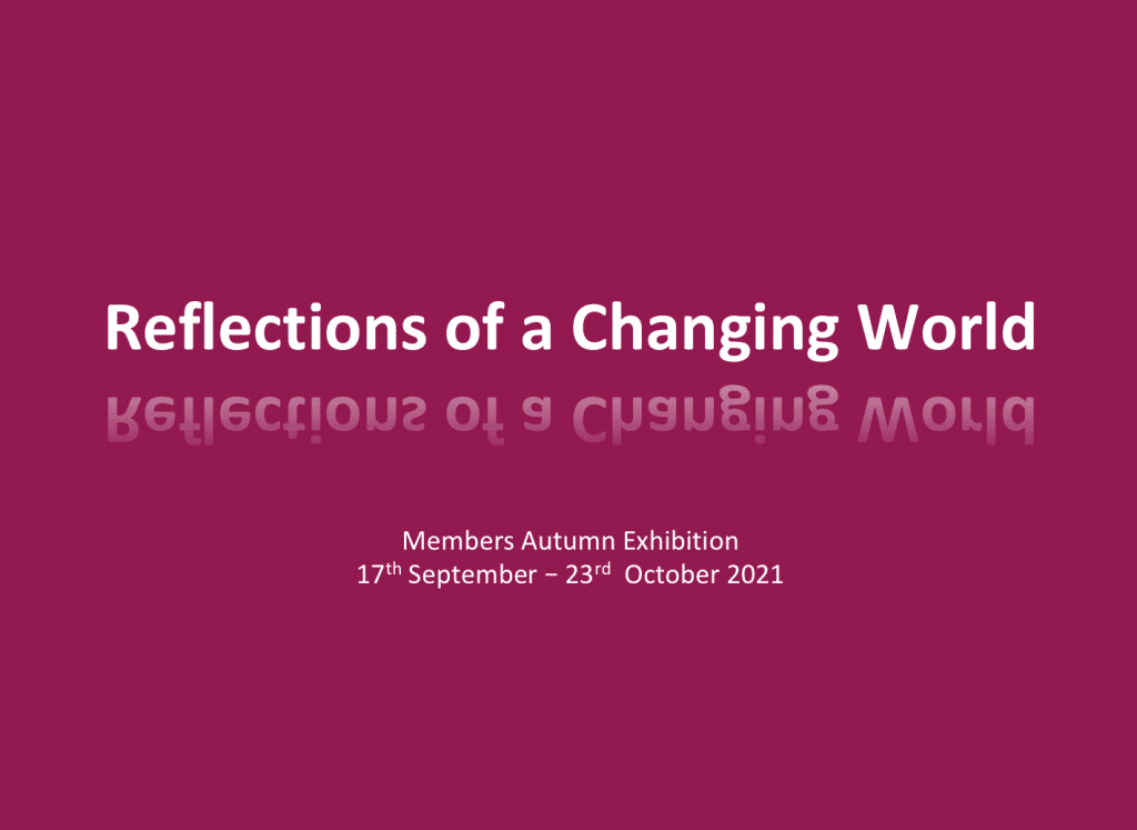Reflections of a Changing World